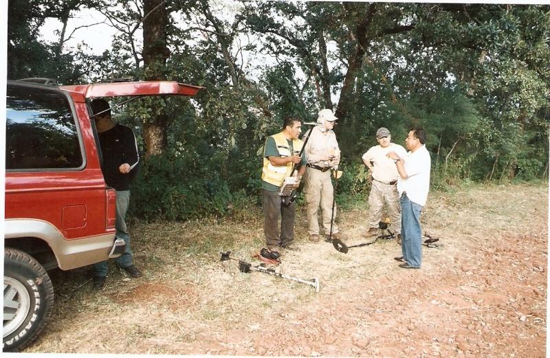 Prospección en cerro de la Herradura en Morelos. Escane14