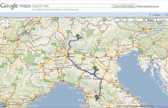 lancer sportback Mappa10