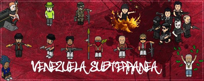 Rol Venezuela Subterránea RPG