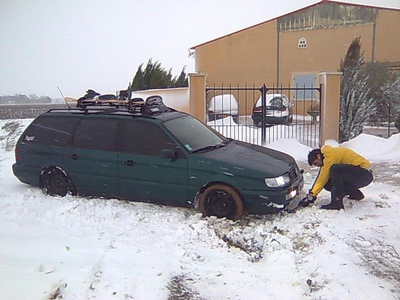 VW - Passat 35i b4 2.9l VR6 Syncro - Mode Papi Furtif Photo010
