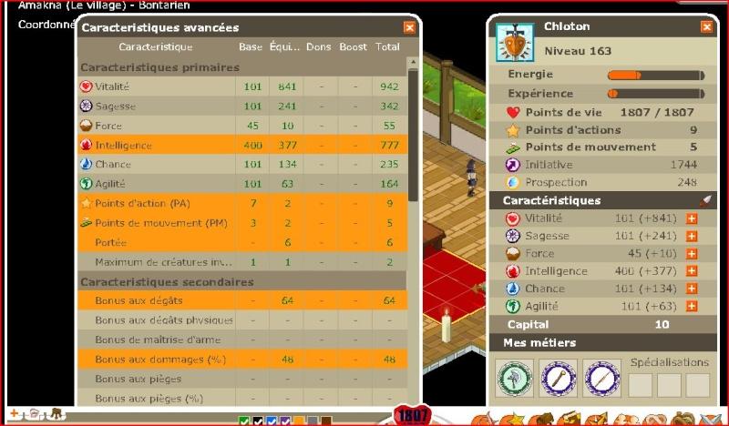 Chloton, un Vieux Panda Sage [Level 168] Stats10
