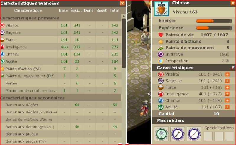 Chloton, un Vieux Panda Sage [Level 168] Stats11