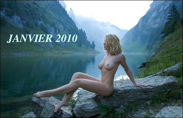 11. Almanach de l'Abbé Té, Janvier 2010. Janvie12