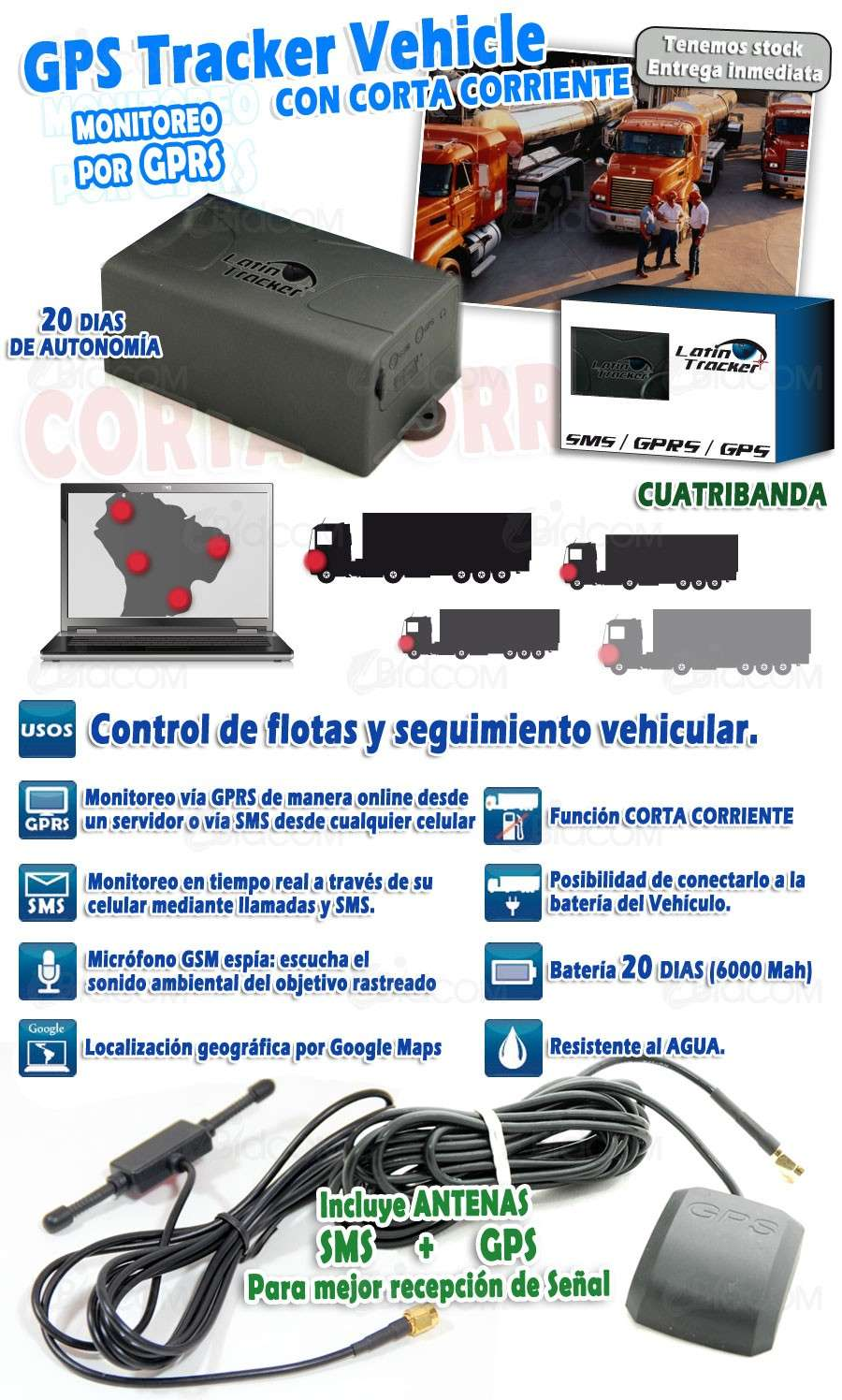 Antirrobos!! ( protege tu moto! ) Gps-tr11