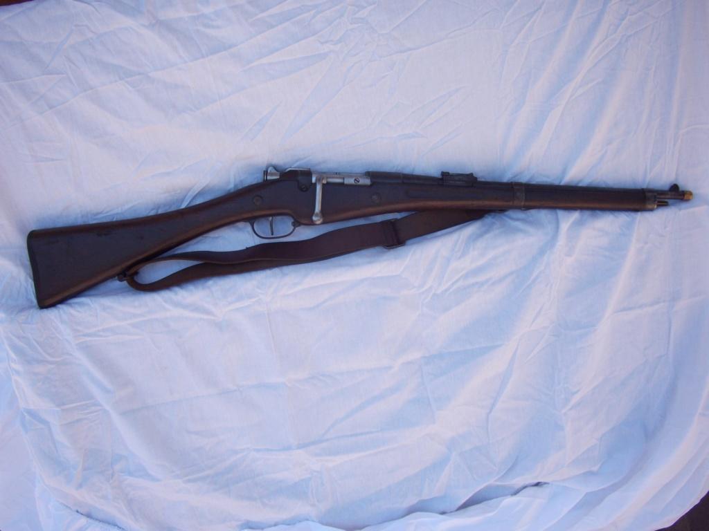 Carabine de cuirassier 01110
