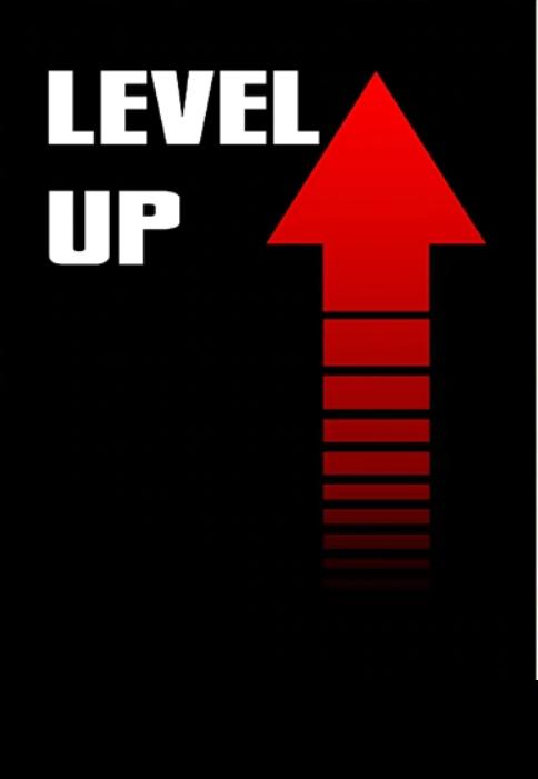 Chambre pré-ado rouge et grise Levelu10