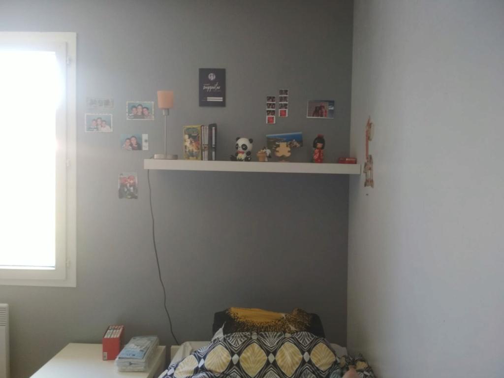 Relooking chambre ado fille, meubles anciens, miroirs... Whatsa17