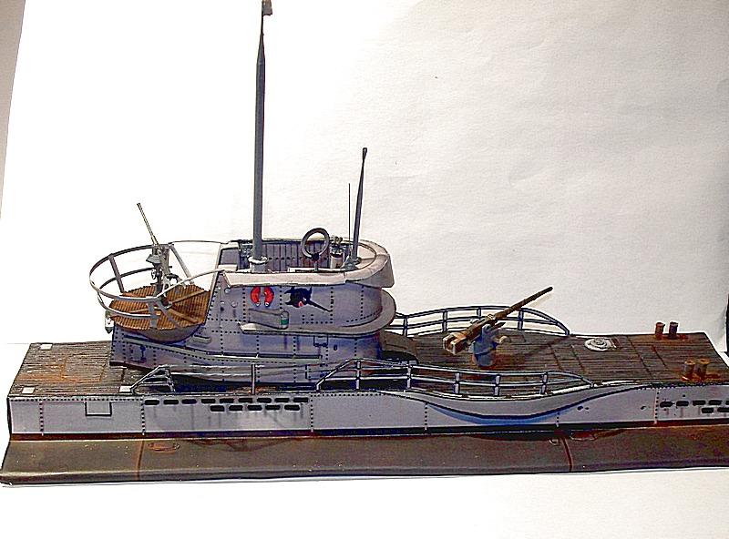 Ollis U-Boot Turm in 1:72 - Seite 5 6310