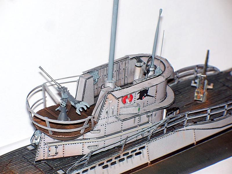 Ollis U-Boot Turm in 1:72 - Seite 5 6810