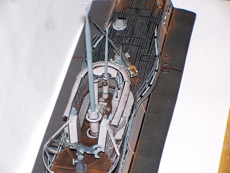 Ollis U-Boot Turm in 1:72 - Seite 5 6910