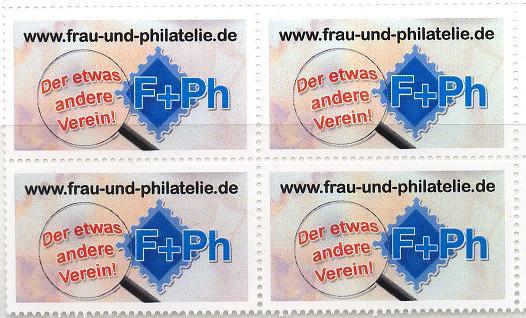 Frau und Philatelie Sp23-019