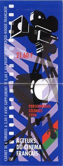 Französische Schauspieler Sp24-020