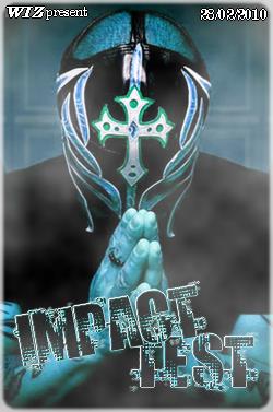 Jeff Hardy VS The Miz Impact11
