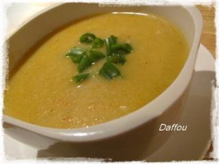 Crème de chou-fleur et carotte Crame_10