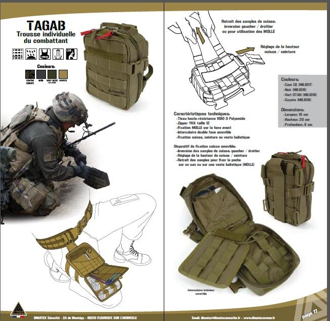 TIC, Trousse Individuelle du Combattant. Trouss11