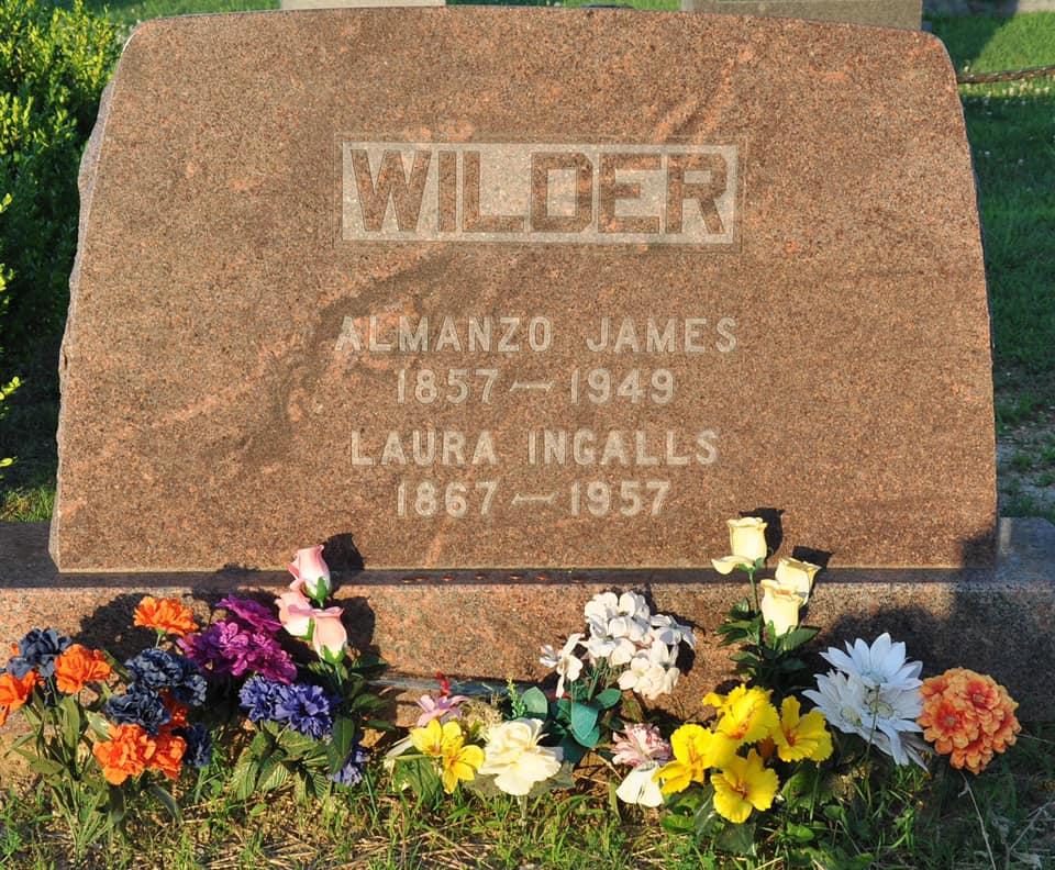 In Memory of Laura Ingalls Wilder Liw5710