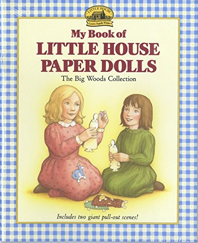 paper dolls - Little House on the Prairie Paper Dolls Liw6811
