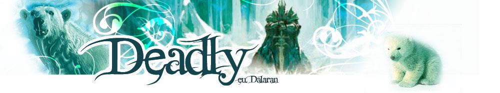 créer un forum : Deadly - Portail Tetier11
