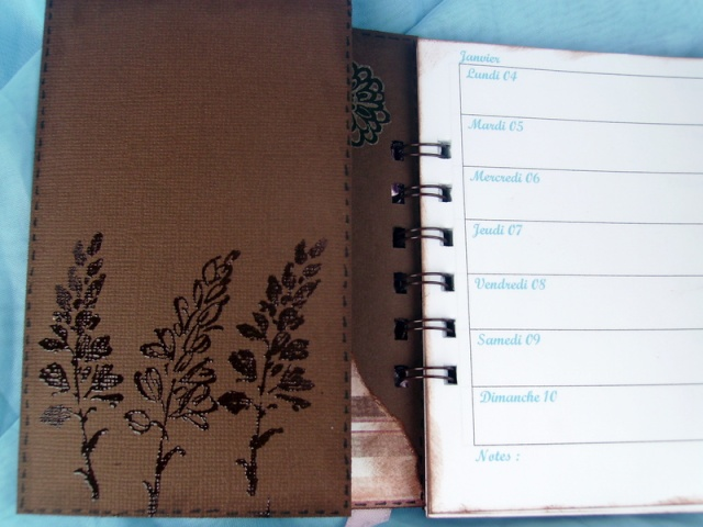 récap cadeaux 2009 Calend13