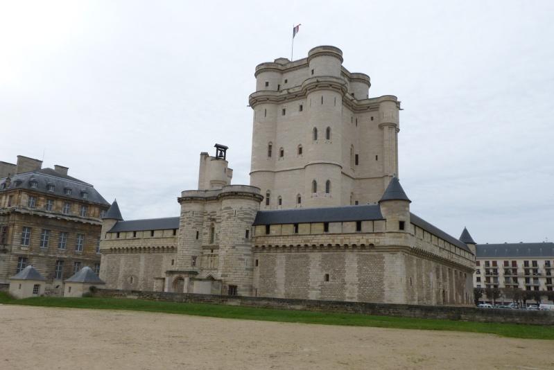 le château de Vincennes - Page 2 P1010711