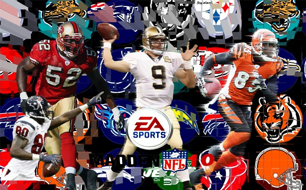 Madden 10 PS2 league