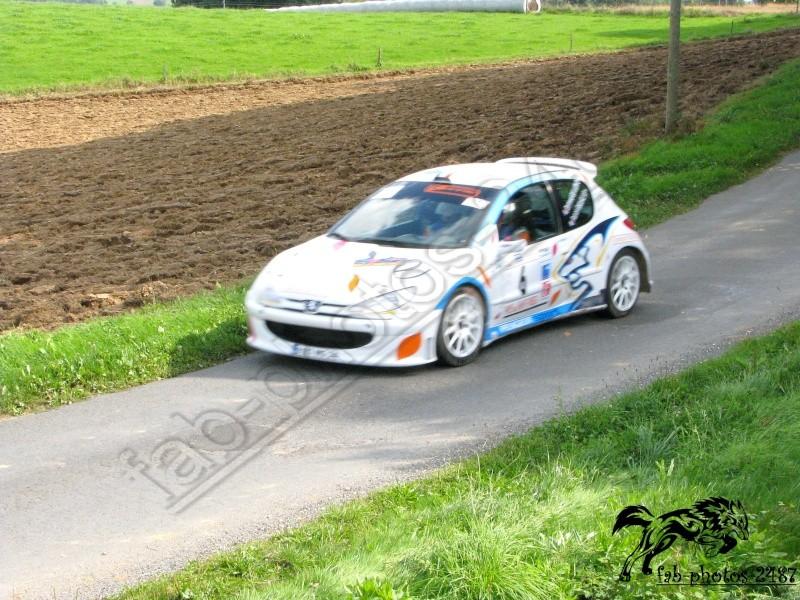 Bertrand GUILLON - PEUGEOT 206 Super 1600 - A6 Edp_gu11
