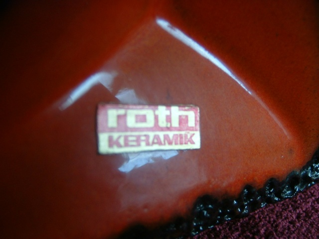 Roth Keramik (Germany) 00913