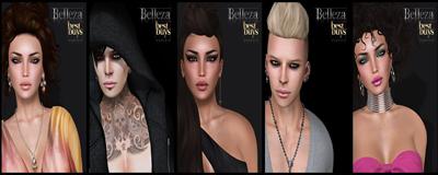 [ Mixte] Belleza Bbbser10