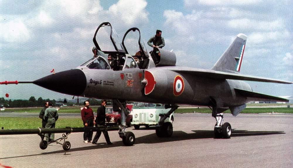 Des avions Dassault peu connus 53861910