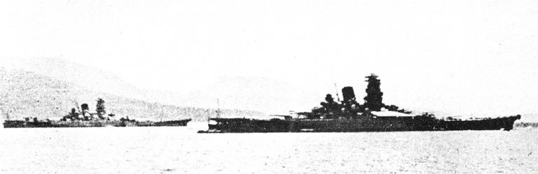 Les grands cuirassés de la WWII - Page 2 Ship_m10