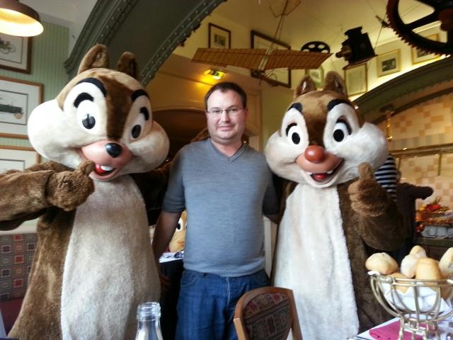 Les aventures de Bill et sa petite famille à DLP depuis 2012: NPBC, SQL, Castle Club et plus encore!!... 20121211