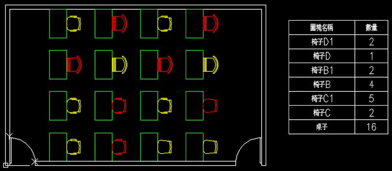 AutoCAD顧問外掛程式 - 圖塊應用工具操作 (下) Aoc_115