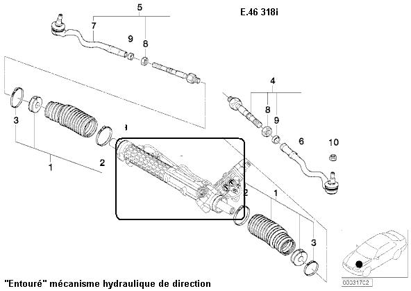 [ BMW e46 318i 143cv an 2004 ] Vibrations volant + direction floue 32_e_410