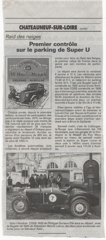 15è Raid des Neiges - 8 et 9 Janvier 2010 Info_r10