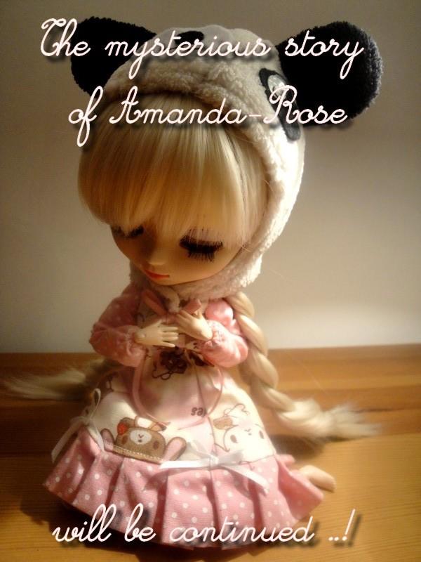 [Pullip Sala] The mysterious story of Amanda-Rose ♥ Fin110