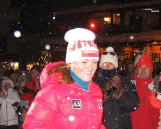 Coupe du Monde de Ski Alpin 2009/2010 - Page 3 Lizzy10