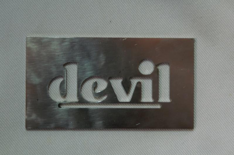 fabrication de pot DEVIL tout inox Logo_a10