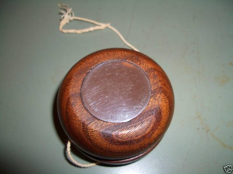 [CONCLUSA NON PARTEC.] ebay 180451764100 - Used Towle Sterling and wood yo-yo Bilqcd10