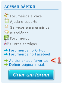 "[TUTORIAL] Criar widget ""Adicionar aos Favoritos"" Modulo10"