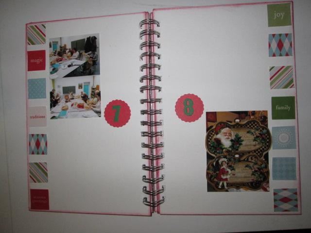 DECEMBER DAILY DE NICOLE : pages 10 et 11 Img_0910