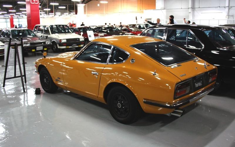 Fujimi Nissan fairLady  Nissan10