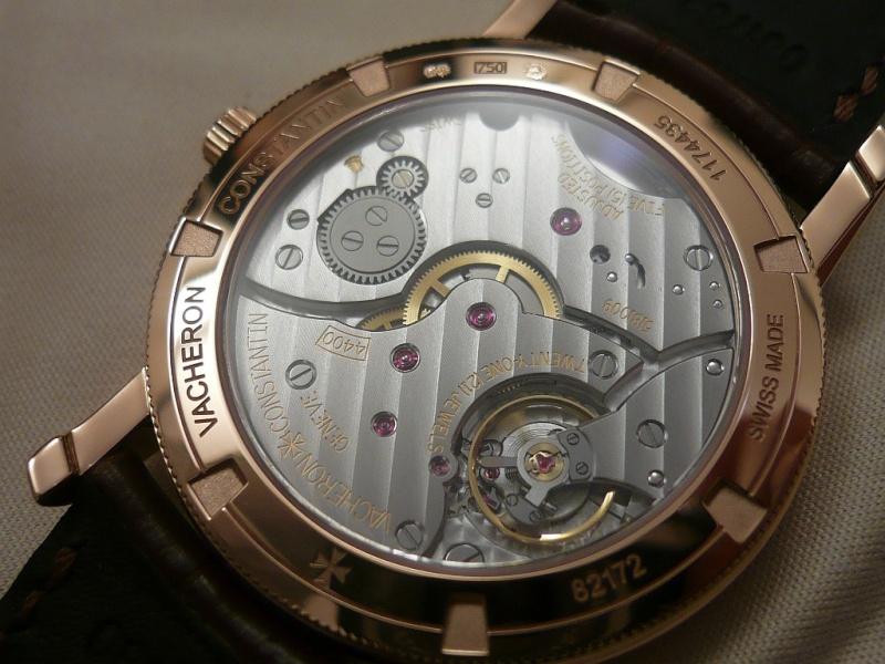 Quel est selon vous le plus beau mouvement de montre 3 aiguilles (+SQ...). Geneva10