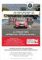 12 heures MCC Skoda, le 13 févier 2010 au Castellet (Var) Poster10