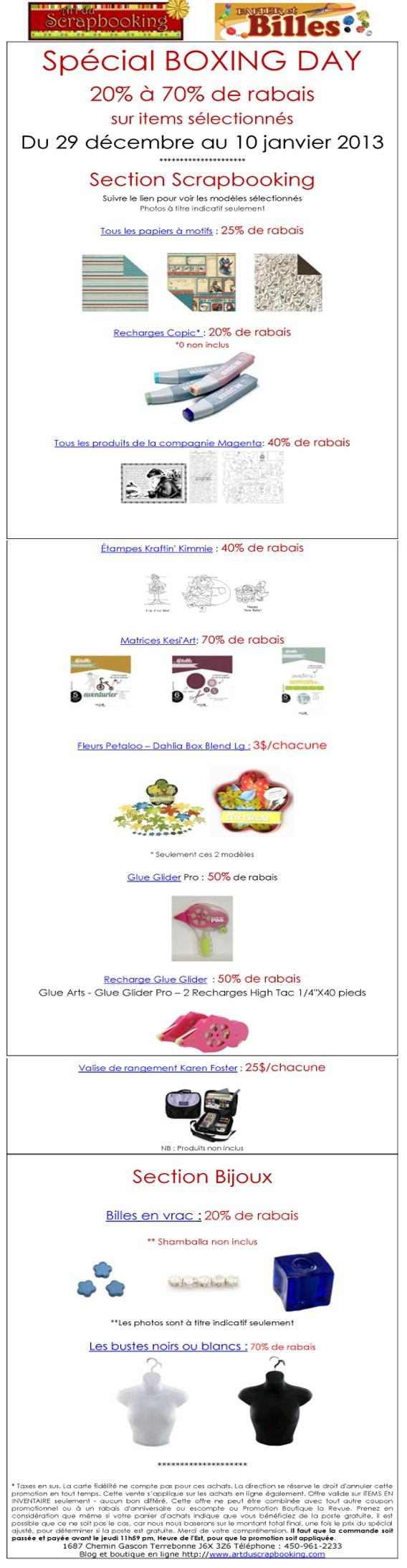 Boxing Day jusqu'au 10 janvier 2013 Les-3-11