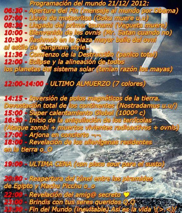 Programación del FIN DEL MUNDO 21-12-2012 Finnn10