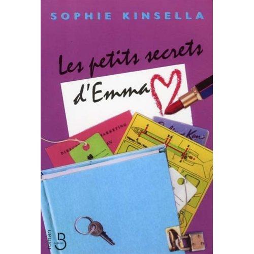 LES PETITS SECRETS D'EMMA de Sophie Kinsella 51zmzt10