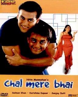 Chal Mere Bhai (2000) [DVD Rip] Watch Online Chal_m10