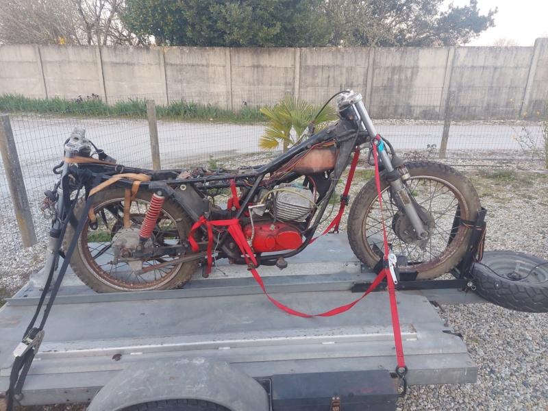 125 sx Harley Davidson 1974 20210311