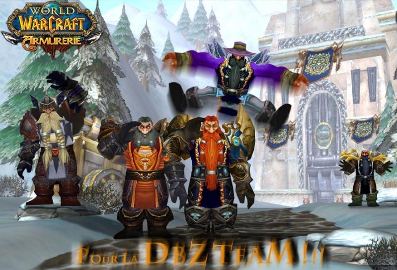 La DBZ Team - Portail Khazmo10