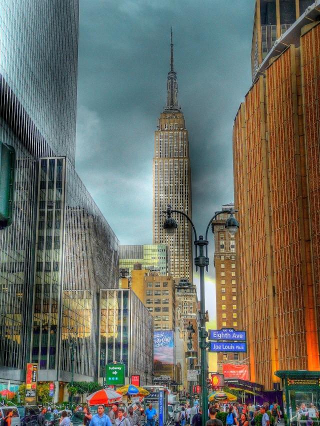 Test HDR New york! (+ajouts) MAJ Empire10